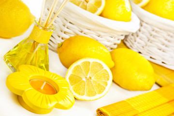 Zitronen-Duft