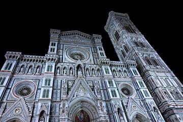 Florence Cathedral .Duomo - Basilica di Santa Maria del Fiore