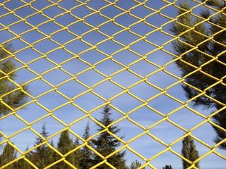 çelik tel çit