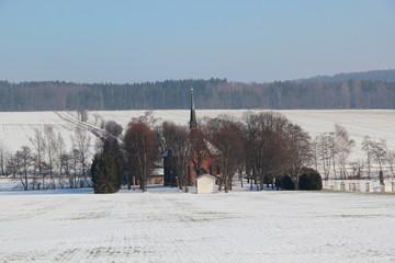 Wallfahrtskapelle St. Marien in Etzelsbach (Deutschland)