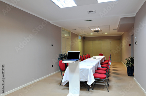 Business Conference Meeting Room