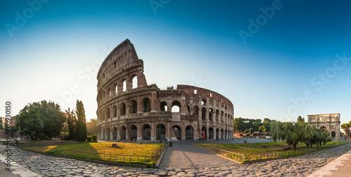 Foto op Canvas Rome Coliseum, Rome