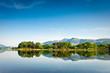Derwent Water, English Lake District, UK.