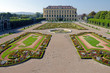 garden of Schonbrunn Palace
