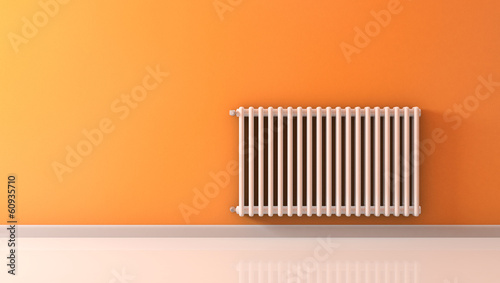 canvas print picture radiator
