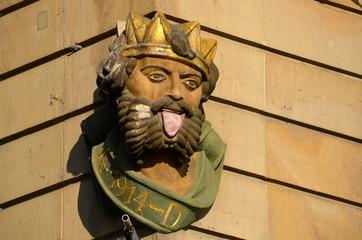 Lällekönig, King of Basel carnival