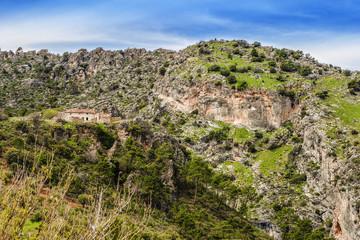 Sierra de las villas,Jaén