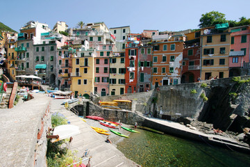 Riomaggiore village