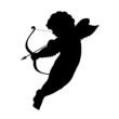 cupid silhouette - 60940338