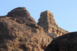 Rock and Temple at Badami