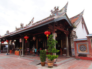 Cheng Hoon Teng Temple in Malacca, Malaysia
