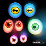 Monster Eyeball Collection