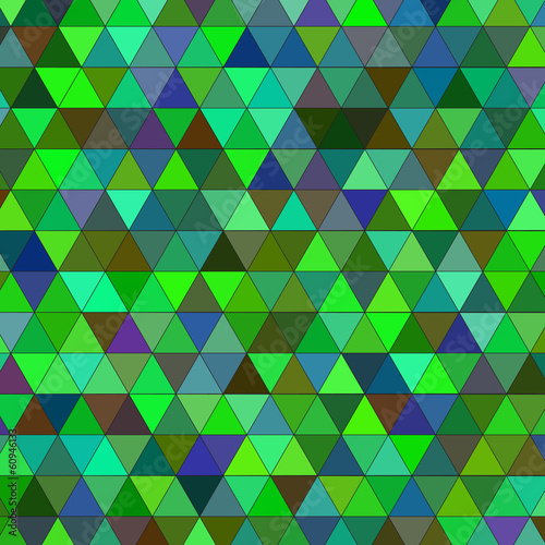 Wallpapers. Abstract pattern of triangles.