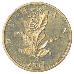 10 croatian lipa coin
