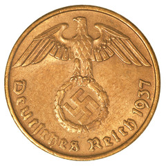 german 3rd riech coin
