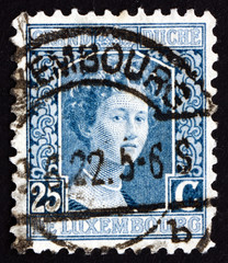 Postage stamp Luxembourg 1914 Marie Adelaide, Grand Duchess