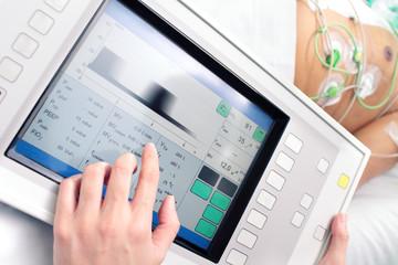 Digital technology in hospital