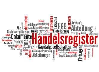 Handelsregister (Unternehmen, Firma, Inhaber)
