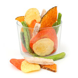 Vegetable chips - veggie chips