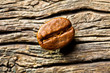 coffee bean on wooden background