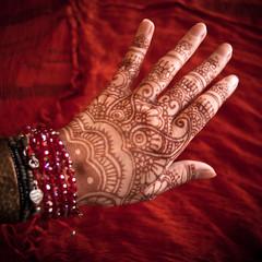 Mehendi Hand