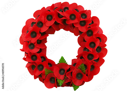 Keuken foto achterwand Poppy Poppy day great remembrance war world flanders