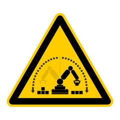 symbol industrial robots - rws6 - german industrieroboter g481