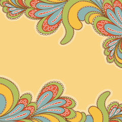 abstract background bright pattern