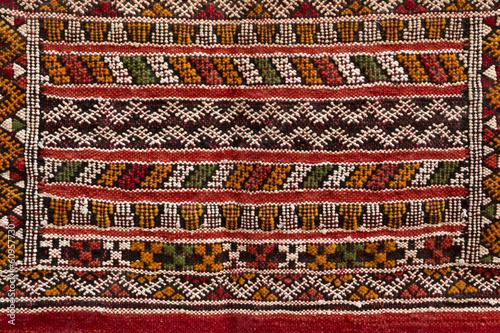 canvas print picture Orientalischer Teppich, Marokko