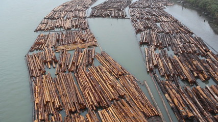 Fraser River Lumber.  Richmond, BC.