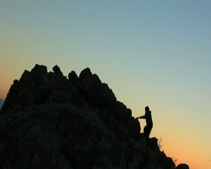 sabah tırmanışı&gündoğumu