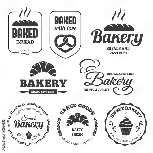 Bakery labels 2