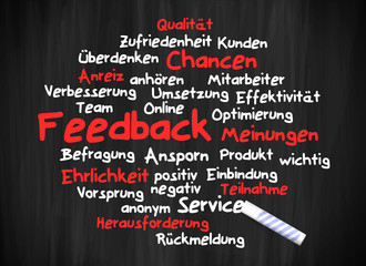 tafel thema feedback I