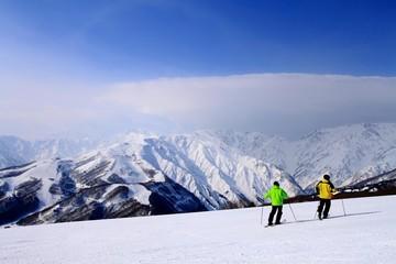 長野県白馬スキー場