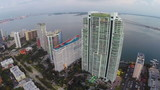 Miami architecture aerial video