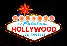 Bienvenue dans le signe Hollywood