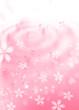 桜の背景イメージ
