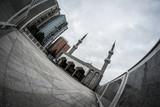 Mosque in Sarajevo Bosnia and Herzegovina poster