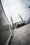 Mosque In Sarajevo poster