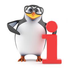 Academic penguin has Information