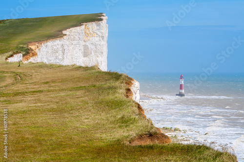 Beachy Head. East Sussex, England, UK