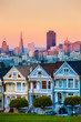 The Painted Ladies of San Francisco, California, USA. - 60979371