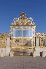Versailles gate, Paris.