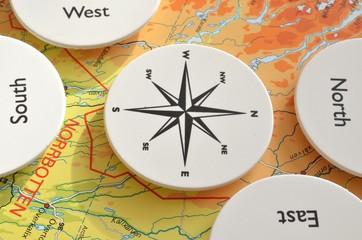 GPS :)