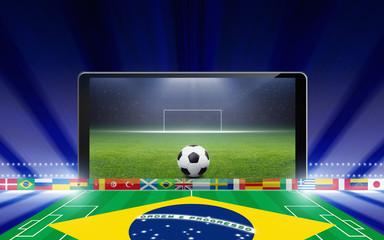 Brazil soccer online