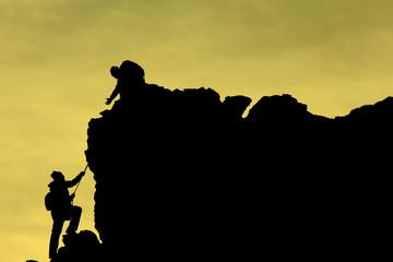 dağcı yardımlaşma&zirve