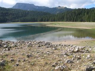 Черногория, Национальный парк Дурмитор, Черное озеро