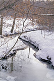 Spring (hydrology) in winter
