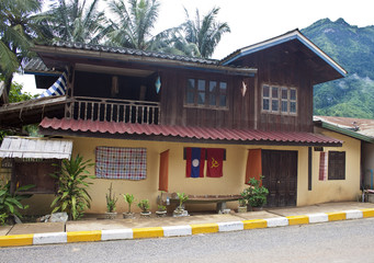 House in Laos