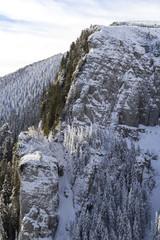 Ceahlau mountain